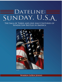 Dateline: Sunday, U.S.A.