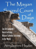 The Mayan Sacred Count of Days