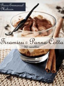 Tiramisu et Panna-Cotta 50 recettes