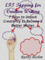 EFT Tapping for Creative Writing