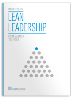 Lean Leadership: From Manager to Leader