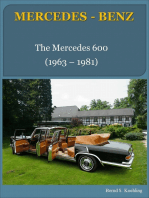 The Mercedes 600