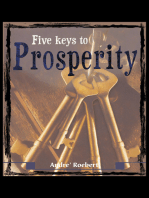 Five Keys To Prosperity