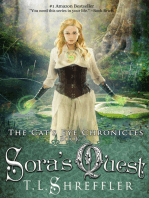 Sora's Quest (The Cat's Eye Chronicles #1)