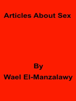 Articles About Sex
