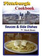 Pittsburgh Cookbook Sauces and Side Dishes