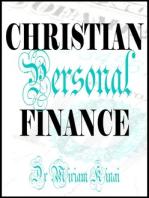 Christian Personal Finance