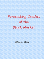 Forecasting Crashes of the Stock Market