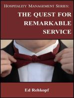 Hospitality Management Series