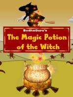 The Magic Potion of the Witch
