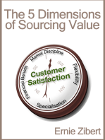The Five Dimensions of Sourcing Value