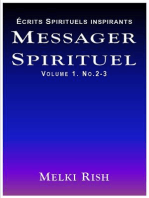 Messager Spirituel Vol 1