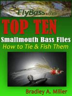 Top Ten Smallmouth Flies