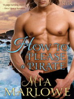 How To Please a Pirate