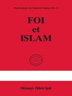 Foi et Islam