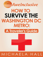 How To Survive the Washington, DC Metro System