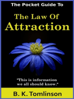 The Pocket Guide To The Law Of Attraction