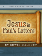 Jesus in the Letters of Paul