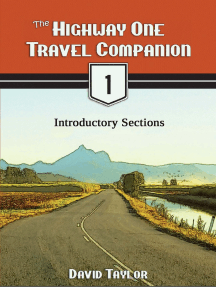 The Highway One Travel Companion: Introductory Sections