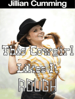 This Cowgirl Likes It Rough (m/f Cowboy Erotica)