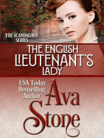 The English Lieutenant's Lady (Regency Romance Book 2)