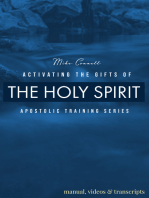 Activating the Gifts of the Spirit (Manual, Videos, Transcripts)