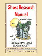 Ghost Research Manual
