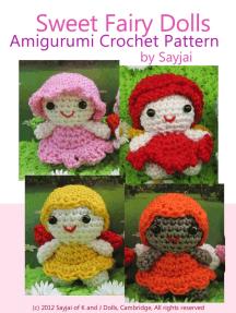 Sweet Fairy Dolls Amigurumi Crochet Pattern