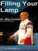 Filling your Lamp (sermon)