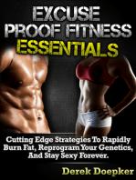 Excuse Proof Fitness Essentials