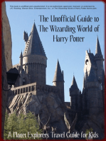 The Unofficial Guide to The Wizarding World of Harry Potter