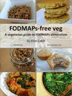 FODMAPs-free veg