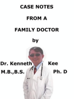 Case Notes From A Family Doctor