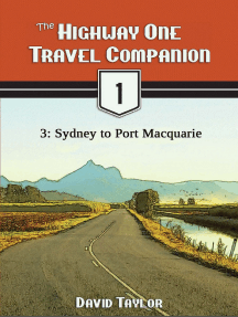 The Highway One Travel Companion: 3: Sydney to Port Macquarie