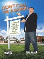 Don't Call Me a Guru