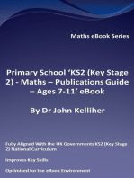 Primary School 'KS2 (Key Stage 2) – Publications Guide – Ages 7-11' eBook