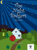 The Night Badgers - Play Cricket (2-6 Year Olds)