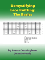 Demystifying Lace Knitting
