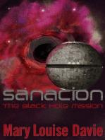 """Sanación """"The Black Hole Mission"""""""
