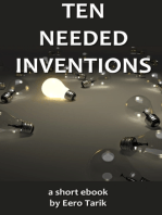 Ten Needed Inventions