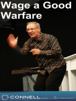 Wage a Good Warfare (sermon)
