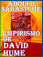 Empirismo de David Hume