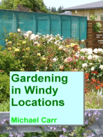Gardening in Windy Locations