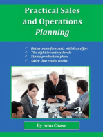 Practical Sales and Operations Planning