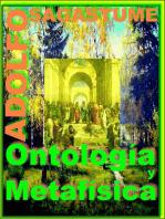Ontologia y Metafisica