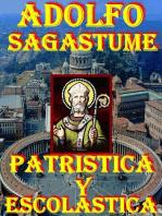 Patristica y Escolastica