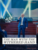 The Man with the Withered Hand (sermon)