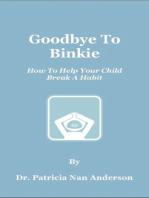 Goodbye To Binkie