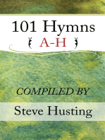 101 Christian Hymns, A-H