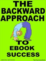 The Backward Approach to Ebook Success